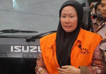 Ratu Atut Chosiyah Divonis 5 Tahun Penjara