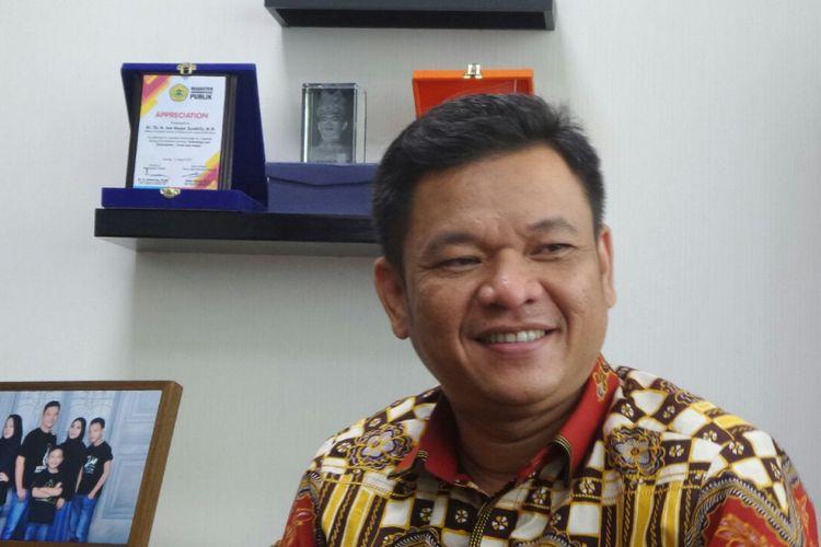Ace Hasan Minta Iuran BPJS Kesehatan Tidak Dinaikkan Sebelum Data Cleansing Selesai