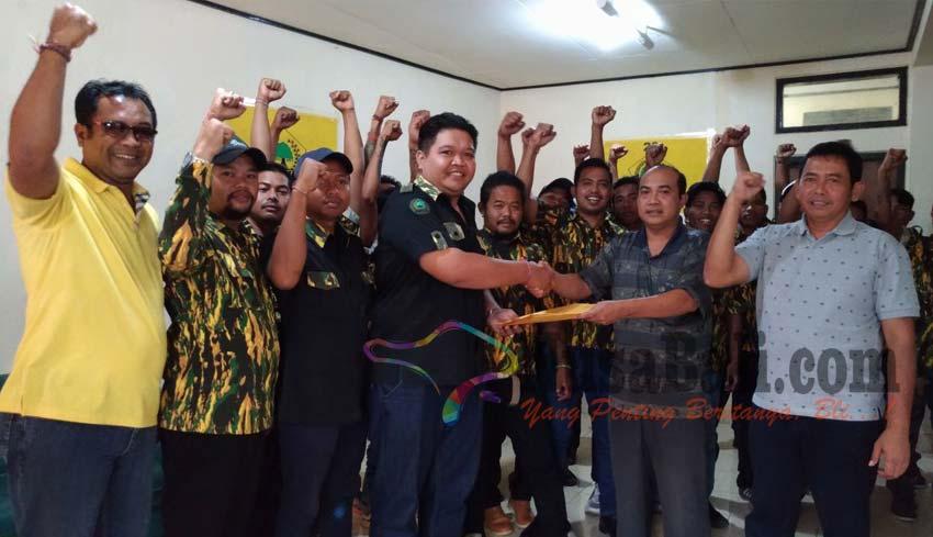 Golkar Gianyar Memanas, AMPG Minta DPP Tunda Rencana Musda