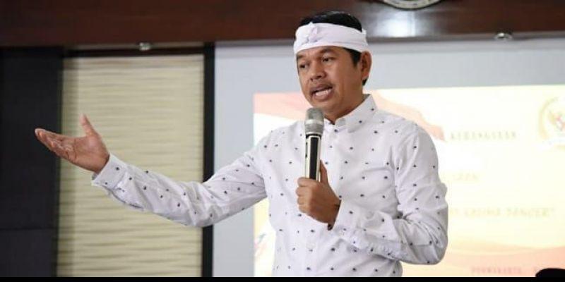 Dedi Mulyadi Minta Kadar Pencemaran Lingkungan Dampak Industrialisasi Diminimalisir