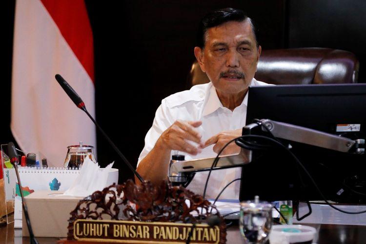 Promosikan UU Cipta Kerja Ke Tesla, Menko Luhut Diutus Jokowi Berangkat ke AS