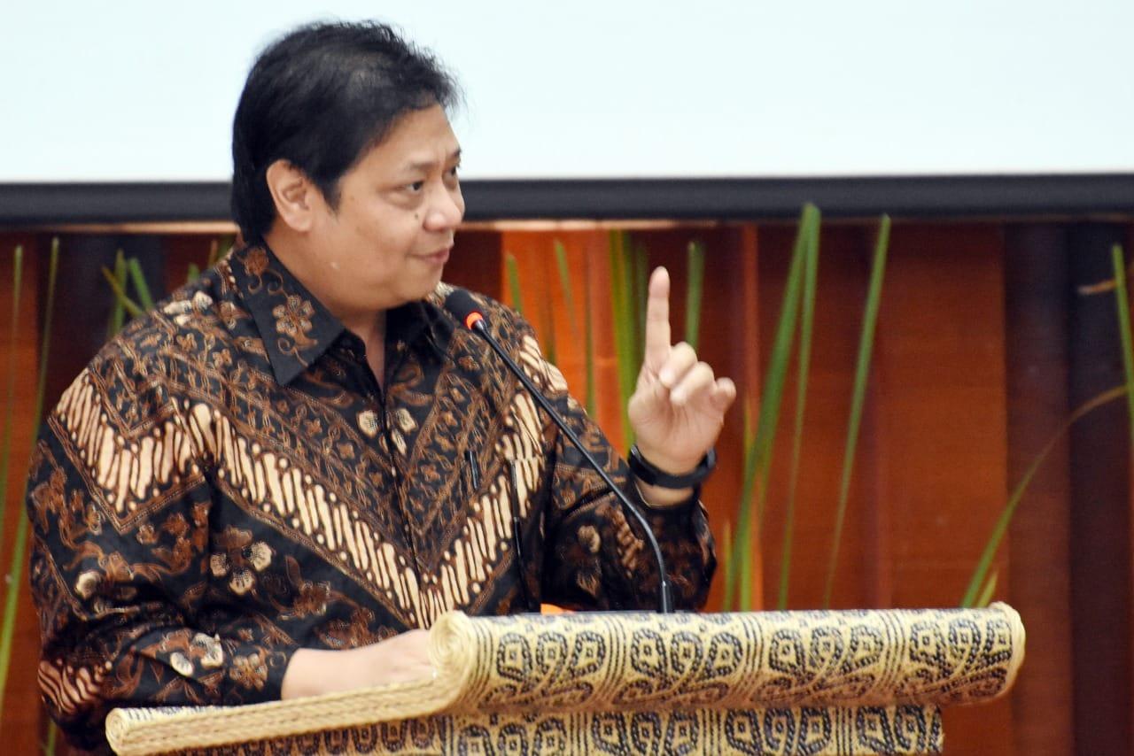 Airlangga Hartarto Resmi Jadi Ketua Dewan Pertimbangan DPP BAPERA