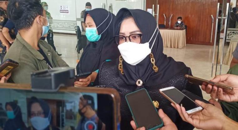 Ratu Ria Maryana Tegaskan Fraksi Golkar Tolak Rencana Tukar Guling Tanah Pemkot Serang Dengan Pengembang PT BKKS
