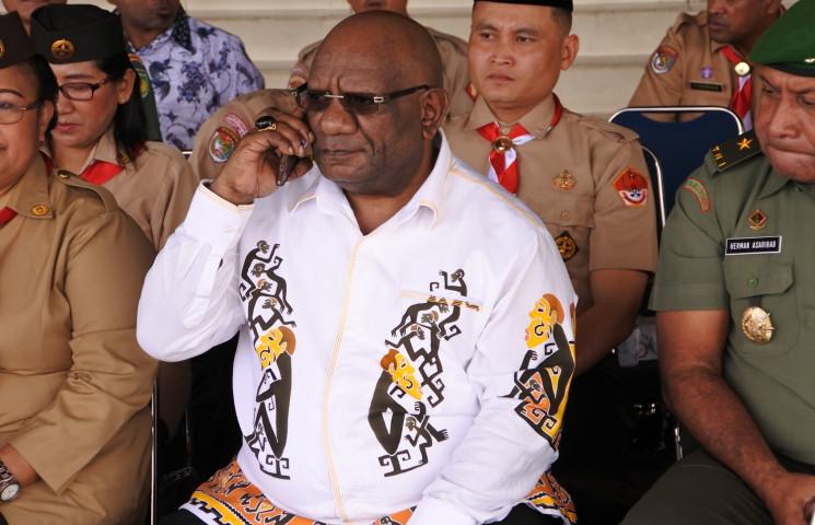 Klemen Tinal Tegaskan Golkar Siap Menangkan 7 Dari 11 Pilkada Kabupaten/ Kota se-Papua