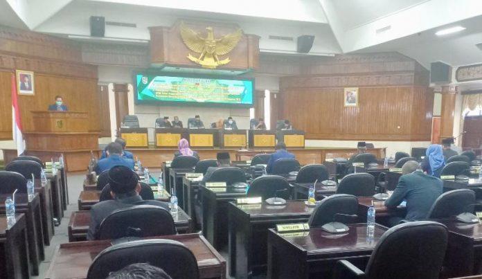 Fraksi Golkar Ingatkan Bupati Tuban Terkait Pemerataan Pembangunan di Sisa Jabatan