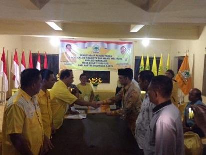 Maju Pilwako 2018, Aditya Moha Siap Kembalikan Kejayaan Golkar di Kotamobagu