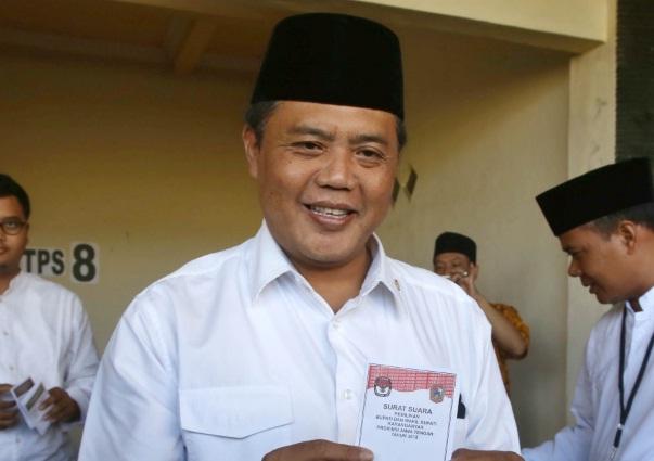 Bupati Karanganyar, Juliyatmono: Airlangga Putra Terbaik dan Solusi Problematika Bangsa Indonesia