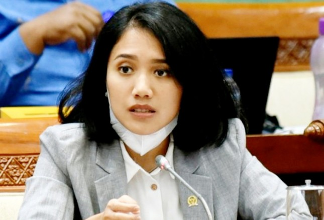 Puteri Komarudin Soroti Pentingnya Diplomasi Parlemen Pastikan Akses Vaksin Aman dan Merata