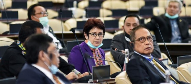 Nurul Arifin Dukung Prabowo Tingkatkan Anggaran Kemenhan Jadi Rp.300 Triliun