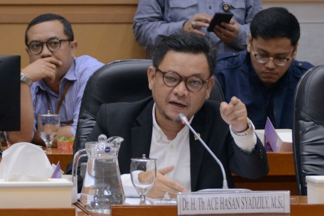 Ace Hasan Desak Kemenag Lebih Serius Lakukan Reformasi Birokrasi