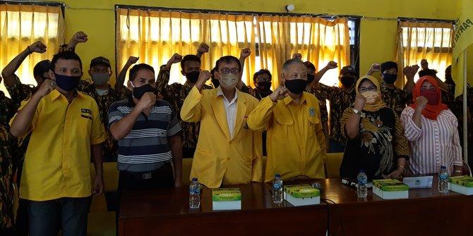Bantah Pemecatan 12 Pimpinan PK Golkar se-Yogya, Augus Nur Sebut Masa Jabatannya Berakhir