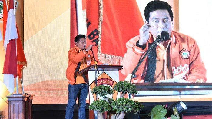 Terpilih Pimpin Kosgoro 1957 Jawa Barat, Aria Girinaya Siap Bangkitkan Ekonomi Rakyat