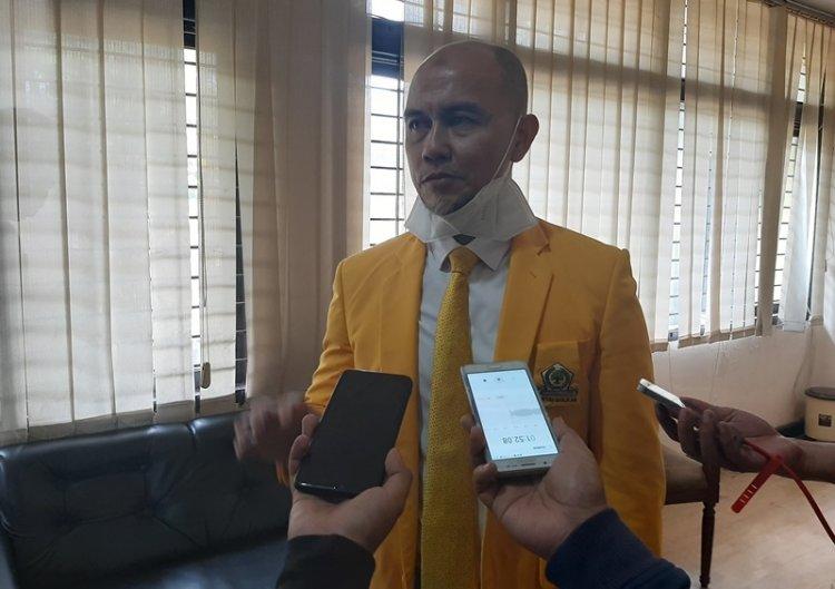 30 PK Aklamasi Pilih Edwin Senjaya Jadi Ketua Golkar Kota Bandung