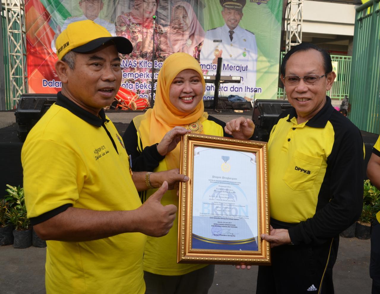 Sepanjang 2019, Rahmat Effendi Raih 24 Penghargaan Untuk Kota Bekasi
