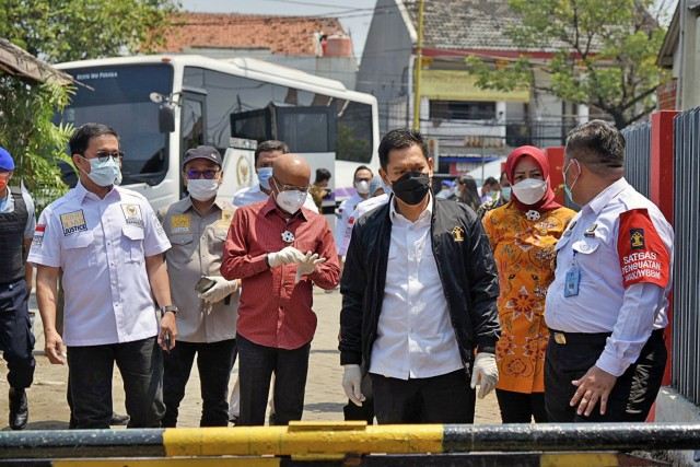 Adies Kadir Ungkap Kejanggalan Kaburnya Napi WNA China Dari Lapas Kelas I Tangerang