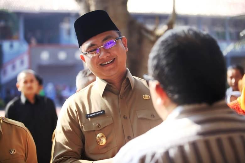 Golkar Pastikan Usung Wagub Andika Hazrumy di Pilkada Banten 2024