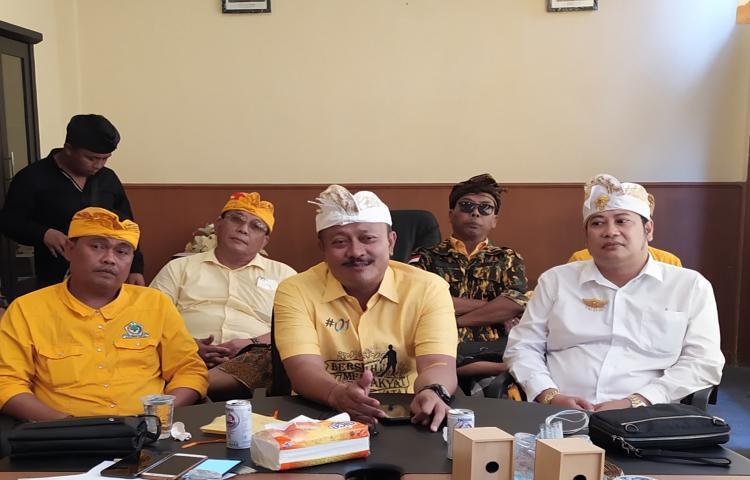 Gde Sumarjaya Linggih Optimis Golkar Menang di Pilkada Bangli dan Karangasem