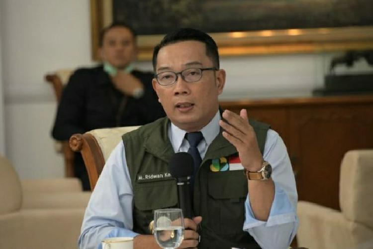 Ade Barkah Sibuk Jadi Saksi KPK, Gubernur Ridwan Kamil Incar Kursi Ketua Golkar Jabar