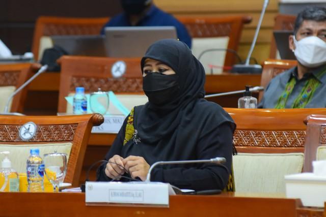 Endang Maria Astuti Minta Kemenag Perhatikan Madrasah, Ponpes dan Perguruan Tinggi Agama Swasta