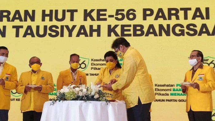 Konsistensi Golkar Dukung Pemerintah Lambungkan Elektabilitas di Survei LKPI