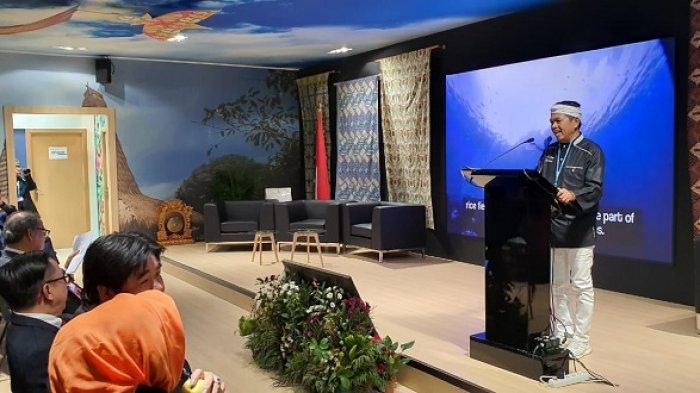 Konferensi Perubahan Iklim di Madrid, Dedi Mulyadi Usulkan 3 Regulasi Terkait Lingkungan