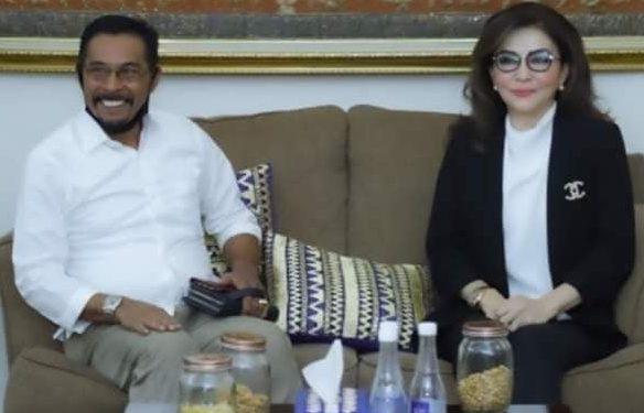 Raski Mokodompit Tegaskan Tetty Paruntu-Sehan Salim Landjar Sudah Final Mau Pilgub Sulut 2020