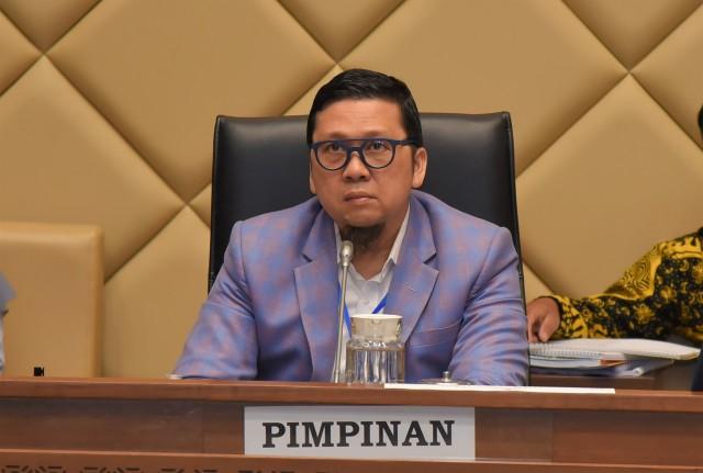 Ahmad Doli Kurnia Paparkan Tiga Rancangan Perubahan PKPU dan PerBawaslu