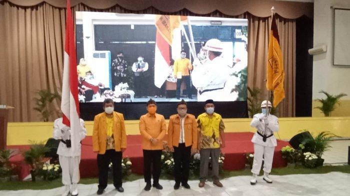 Djoko Roespinoedji Terpilih Aklamasi Pimpin Ormas MKGR Jawa Barat