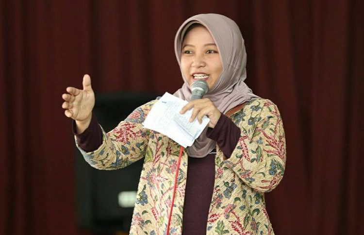 Lawan Politik di Pilbup Bandung Bertabur Bintang, Nia Kurnia Agustina Tak Gentar