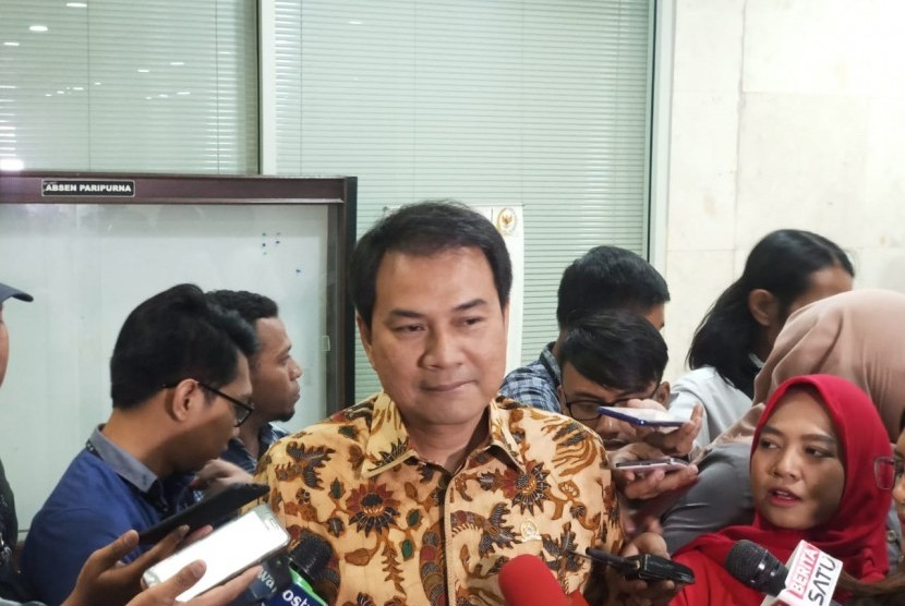 Aziz Syamsuddin Ajak Semua Pihak Berperan Aktif Berantas Terorisme