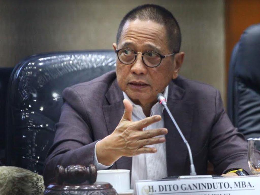 Dito Ganinduto Optimis Pemerintah RI Mampu Capai Target Pembangunan Di Tengah Pandemi