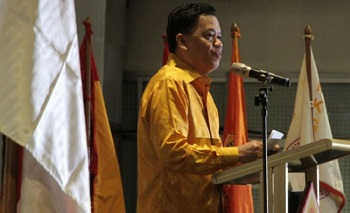 Roem Kono Tekankan Kekuatan Golkar Pada Individu Bukan Pada Ketua Umum