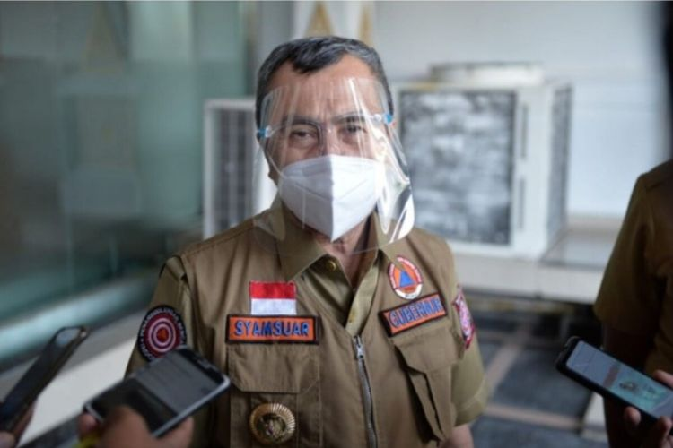 Penyebaran COVID-19 Meningkat, Gubernur Syamsuar Larang Mudik Lokal di Riau