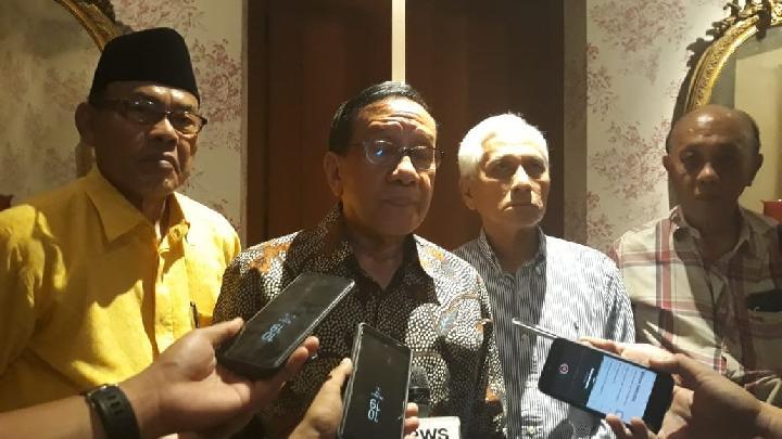 Akbar Tandjung Harap Hasil Munas Bisa Jadi Pedoman Golkar Jalankan Agenda Politik Terkini