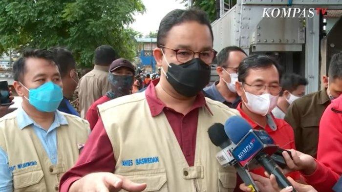 PSI Ingin Interpelasi Anies Soal Banjir DKI Jakarta, Basri Baco Nilai Sekadar Cari Sensasi