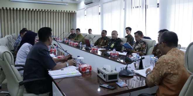 Dodi Reza Alex Siapkan 20 Hektar Untuk Bangun Poltek Penerbangan di Muba