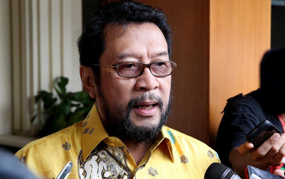 Raih Best Freedom of Speech di Teropong Democracy Award, Ini Tanggapan Yorrys Raweyai