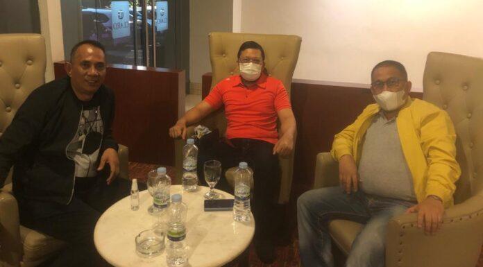 Pujian Ahmad Doli Kurnia Untuk Nurdin Halid: Beliau Sosok Senior dan Panutan di Golkar