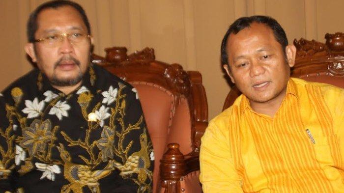 Resmi Diumumkan Sarmuji, Sahat Simanjuntak Kembali Jabat Sekretaris Golkar Jatim 2020-2025