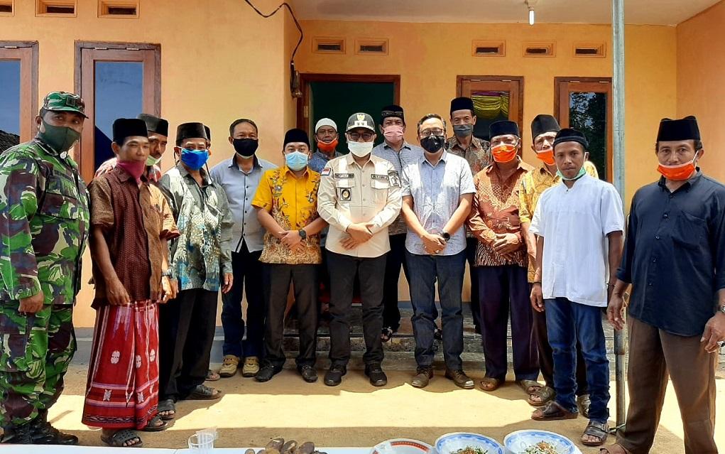 Politisi Golkar Suryadi Jadi Penerjemah Dadakan Wakil Walikota Sofyan Edi Jarwoko di Lesanpuro