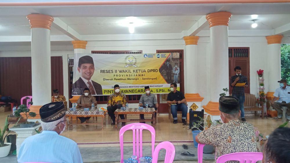 Pinto Jayanegara Janji Biayai Pendidikan Generasi Muda Sungai Udang Hafiz 30 Juz Al-qur'an Hingga S1