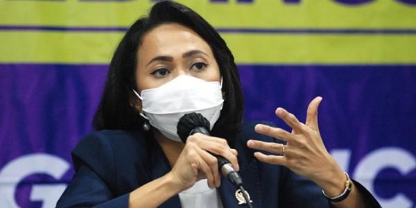 Christina Aryani Sesalkan Sentimen Rasisme Anti Asia di AS