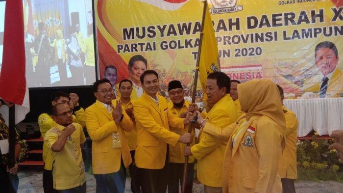 Arinal Djunaidi Pastikan 60 Persen Pengurus Golkar Lampung Dari Kalangan Milenial