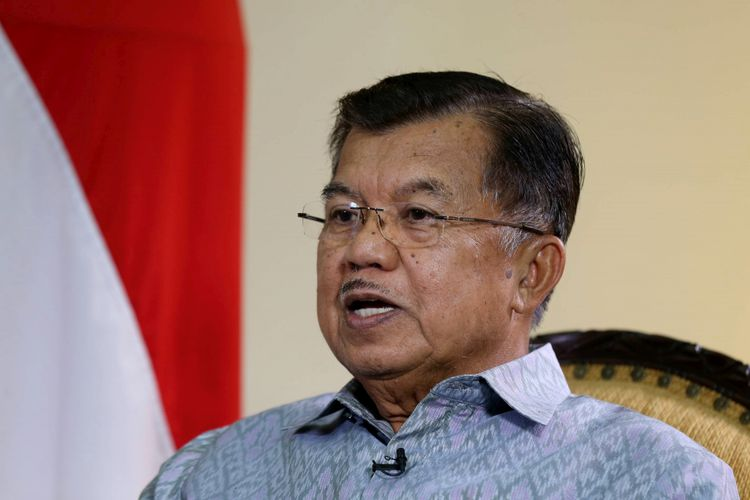 Jusuf Kalla Pastikan Pemilu 2019 Bakal Berjalan Lancar dan Aman