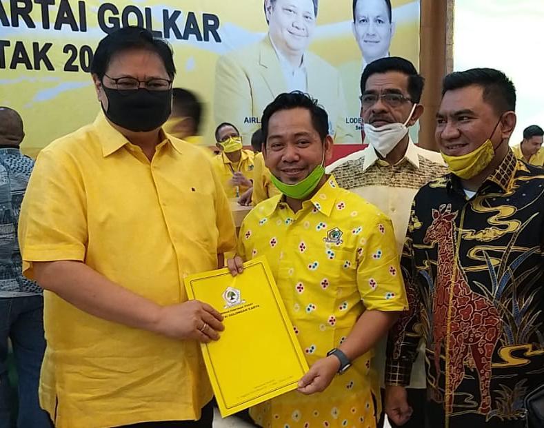 Usung Anak dan Istri Bupati, Ini Kata Golkar Riau Soal Dinasti Politik