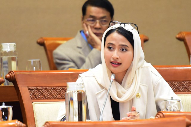 Dyah Roro Esti Desak Pemerintah Segera Tuntaskan Kepastian Hukum Berdirinya BRIN