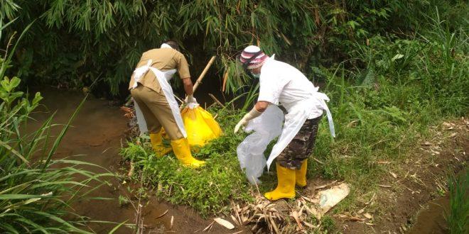 Fraksi Golkar Desak Pemkot Pagaralam Tangani Serius Kasus Sampah Medis di Aliran Sungai
