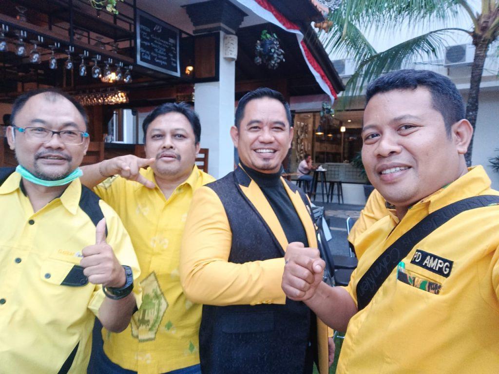 Wayan Wandhira Kembali Terpilih Aklamasi Pimpin Golkar Kota Denpasar