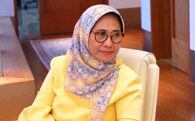 Dukung Airlangga Tanpa Lewat Pleno, Hetifah Disomasi Kader-Kader KPPG