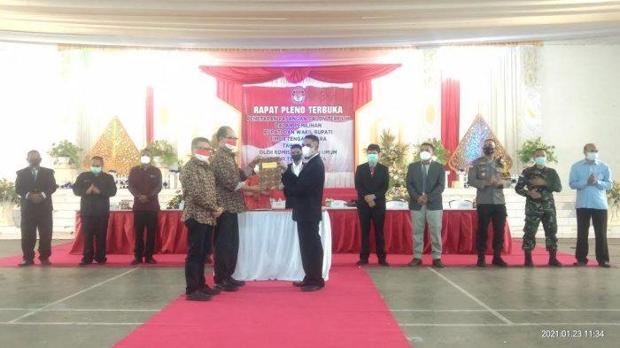 Ketua Golkar TTU, Kristoforus Efi Harap Bupati-Wakil Bupati Terpilih Tetap Amanah Wujudkan Janji Kampanye